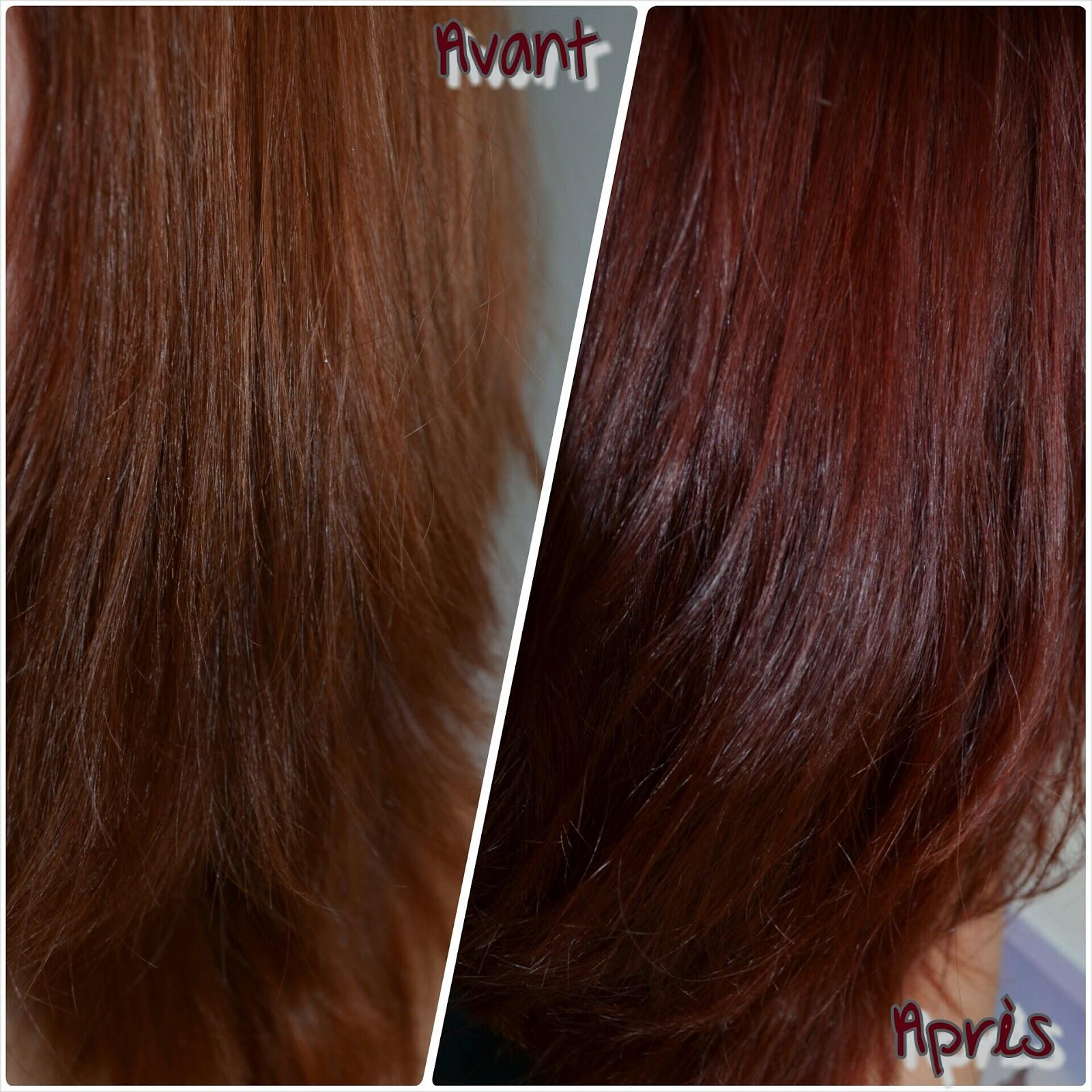 mais l il nen est rien le soin a jou son rle les cheveux sont faciles coiffer on passe au schage et voici les photos que vous attendez toutes - Coloration Color Et Soin