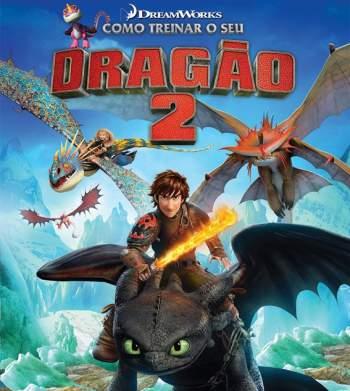 Como Treinar o Seu Dragão 2 Torrent - BluRay 720p/1080p/3D Dublado