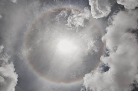 Círculo-íris (halo solar)