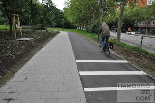 Thörls Park / Hammer Landstraße