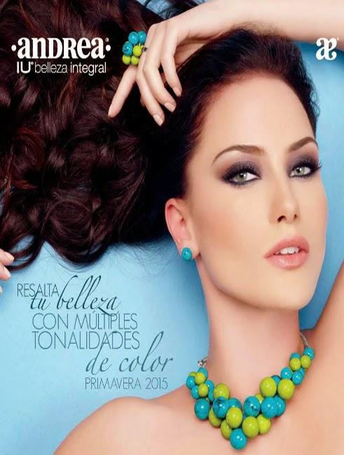 Catalogo Andrea belleza integral primavera 2015