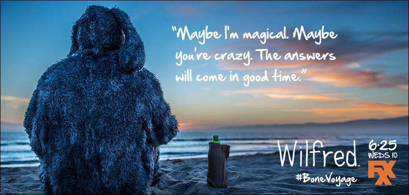 Wilfred - Season 4 - Promotional Key Art