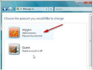Cara menonaktifkan login(logon) password screen windows vista