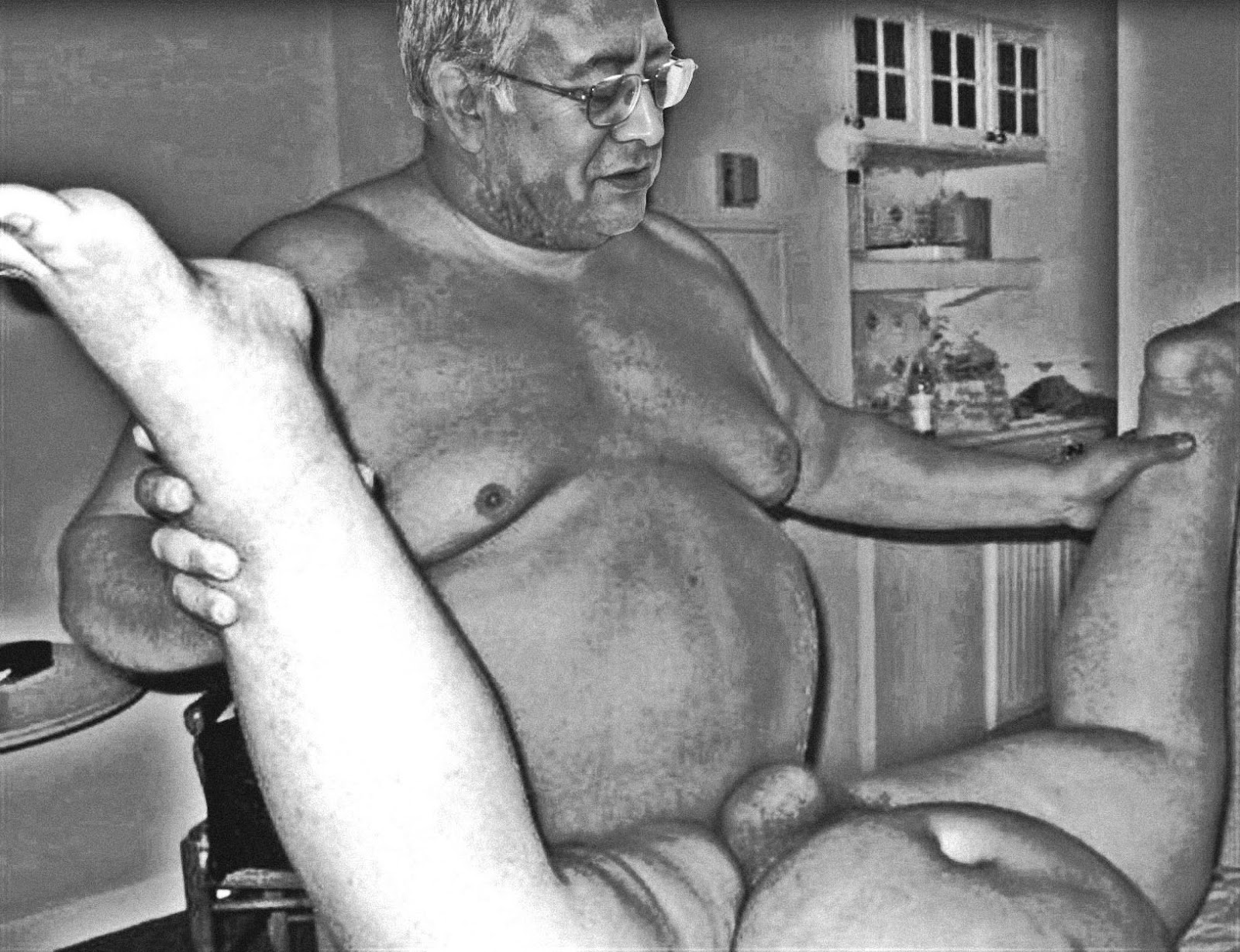 The Passion In Oldermen And Mature Women Daddy Action Sequence