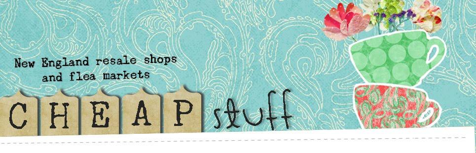 Cheap Stuff Blog