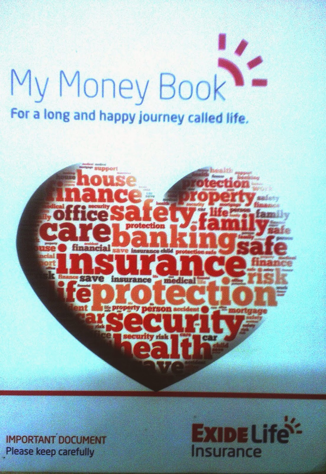 My Money Book for Life