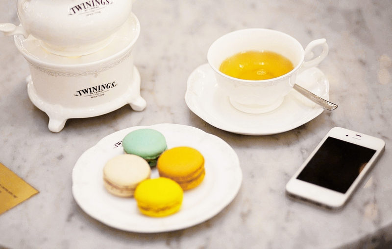 Twinings Tea Boutique, Bangkok by Dara Muscat