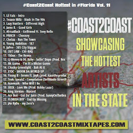 @JaPee305 Featured on #Coast2Coast Hottest in #Florida Vol. 11