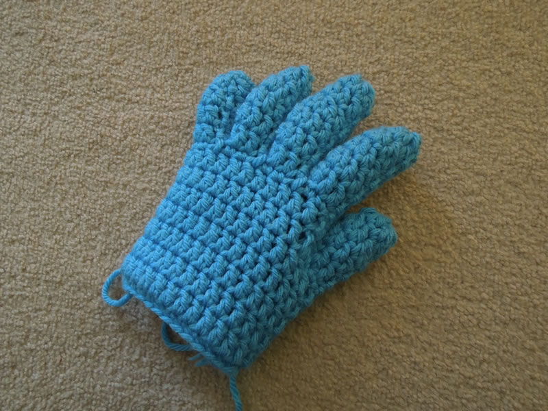 Crochet Stitch Guide Dc2tog : Happy Berry Crochet: Crochet Finger and Fingerless/Half Finger Glove ...