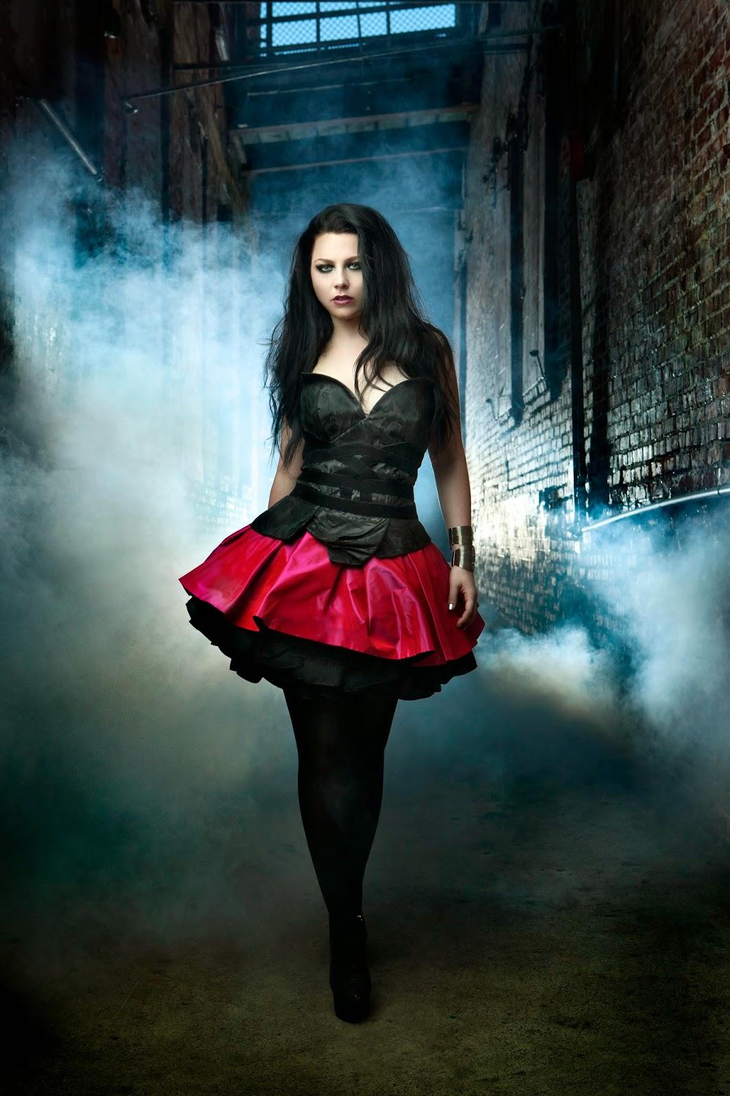 Folha De Rosa Os Vestidos De Amy Lee