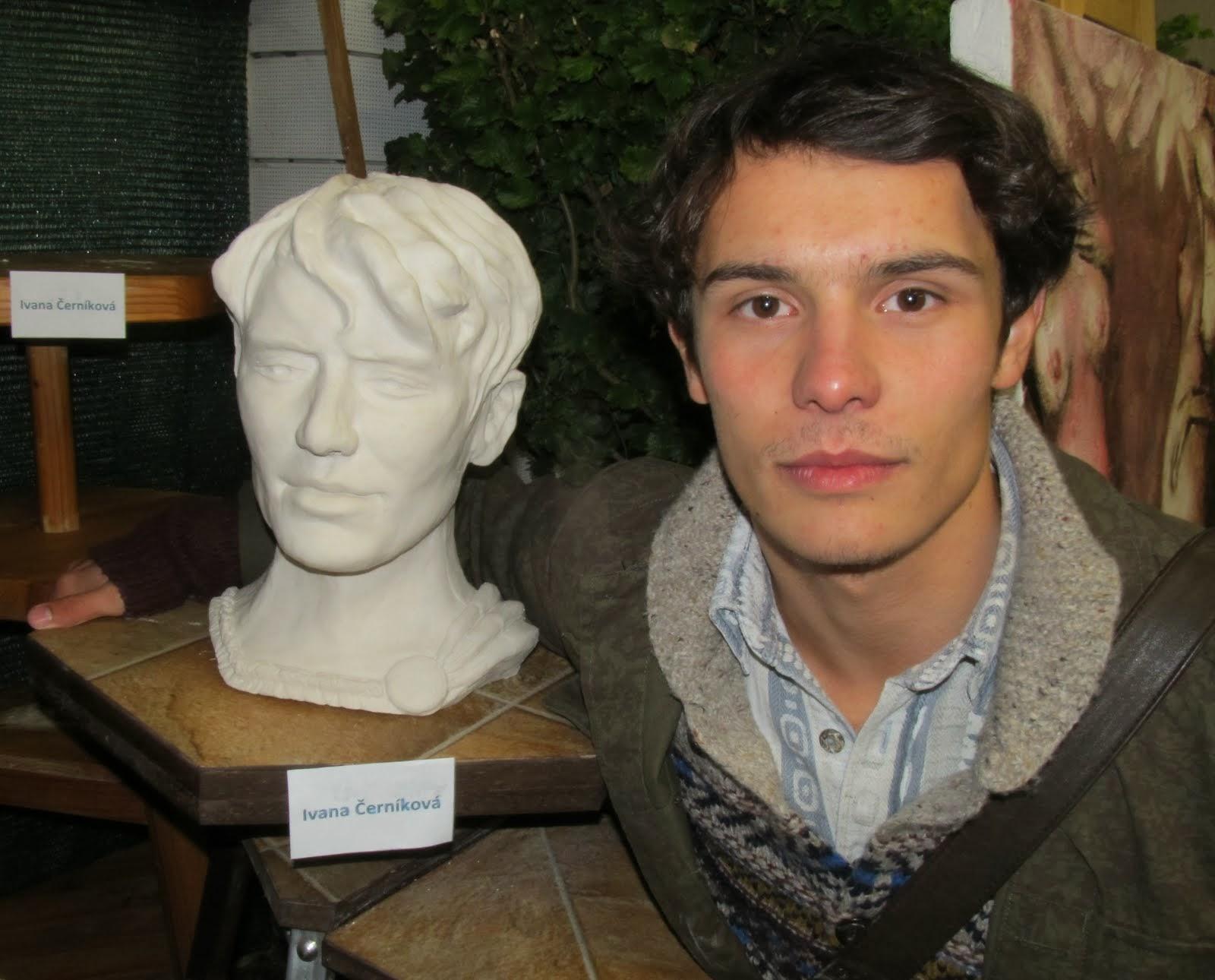 Model Tomáš Suchánek - SW 2013