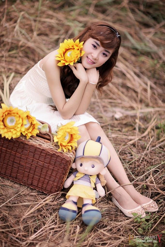Ảnh đẹp girl xinh Việt Nam chất lượng HD - Ảnh 20