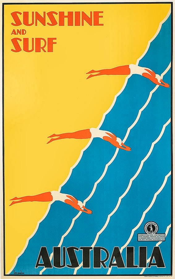 nuncalosabre.Vintage Travel Posters