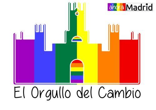 ORGULLO DEL CAMBIO