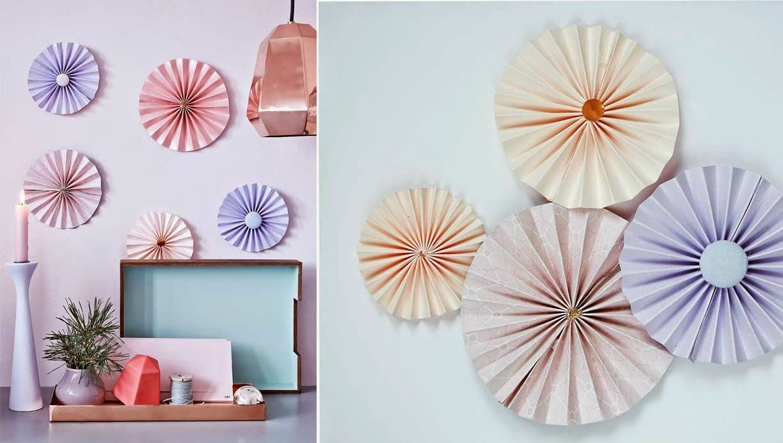Figuras para paredes decorar tu casa es - Decoracion de papel para paredes ...