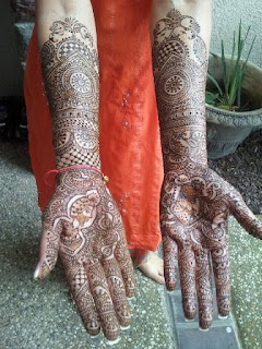 New Hand Mehndi Designs 2014