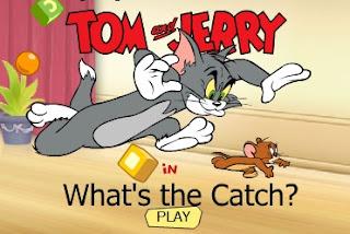 لعبة توم جيرى