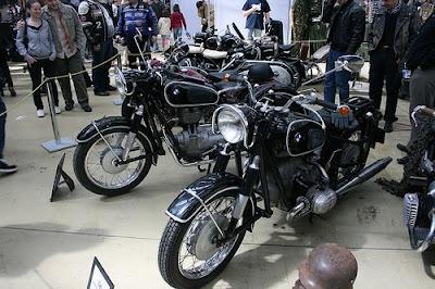 SMAEB 2011 Salonul de Motociclete romanian