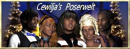 Cewilja's Poser und PSP