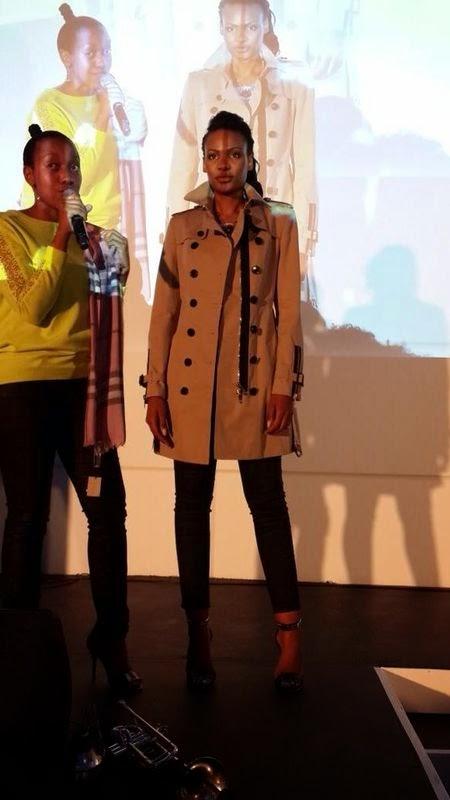 Presenting at the Skip Fashion Exchange