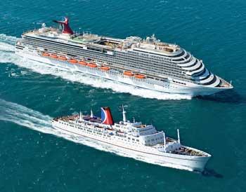 Cruise Diva April - Cruise ship staff quarters