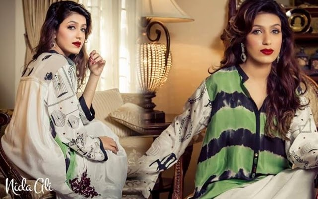 Nida Ali Pret Collection 2014