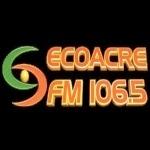 Ouvir a Rádio Eco Acre FM 106.5 de Senador Guiomard / Acre - Online ao Vivo