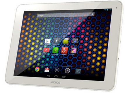 Archos New Line of Neon Tablets