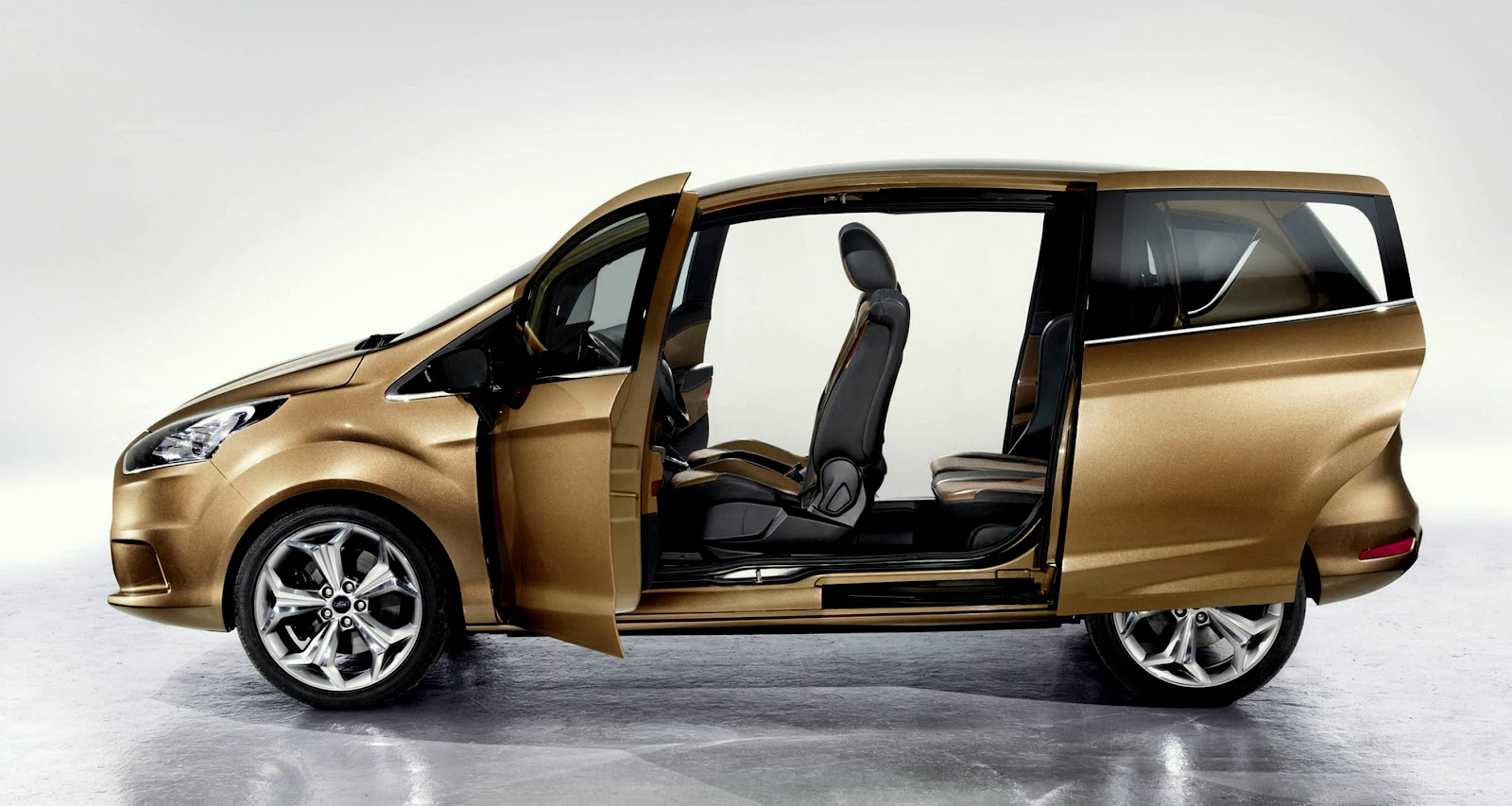 Is ford s all new b max the right size