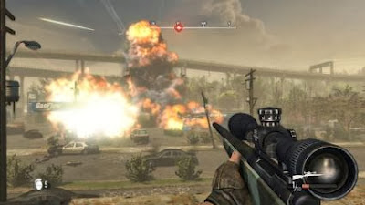 Free Download Battle Los Angeles PC Game