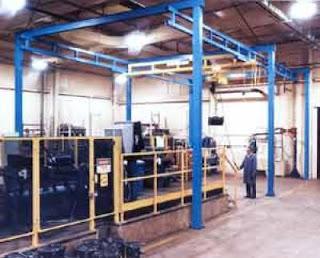 Work Station Cranes