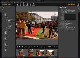 Editor de imágenes LightZone para Ubuntu, editores imagenes ubuntu, editar fotografia raw ubuntu