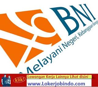 Loker Terbaru PT. Bank Negara Indonesia (Persero)