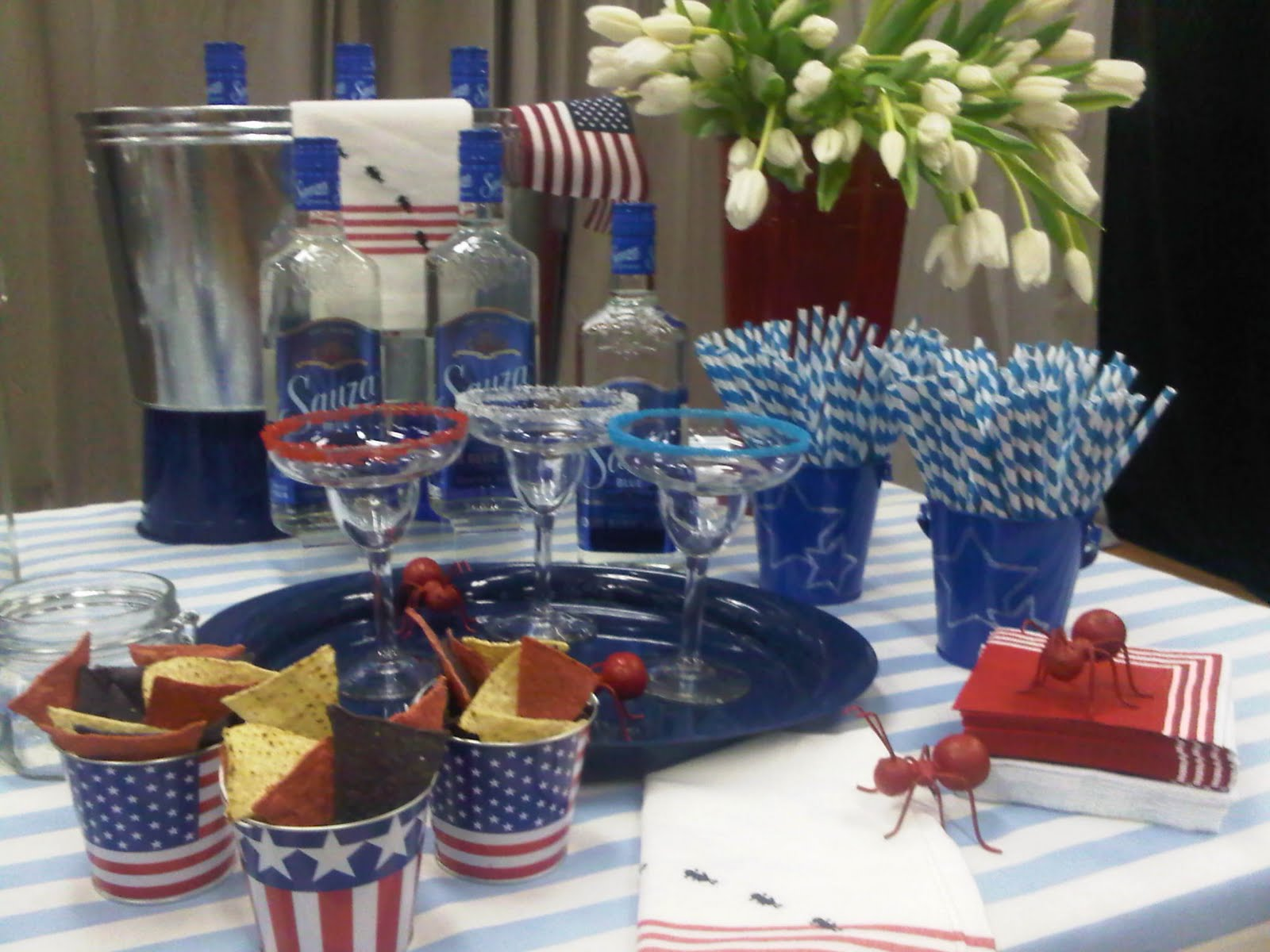 4th of july party ideas for adults