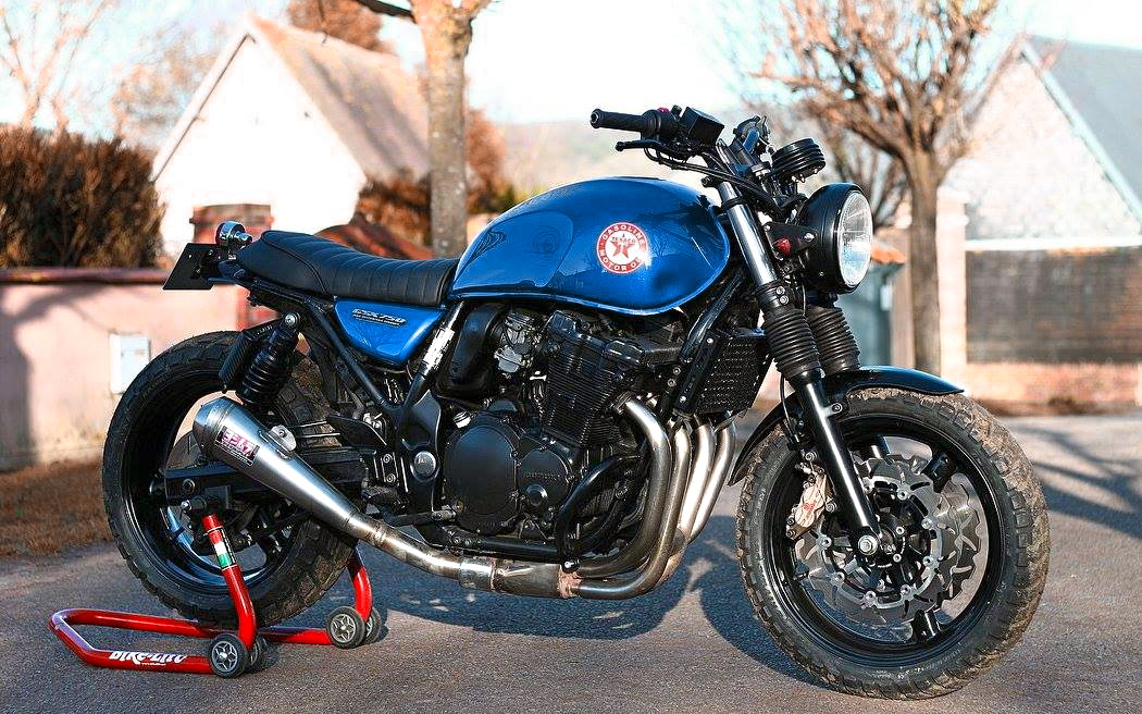 TTS Inazuma ... Ducati Scrambler