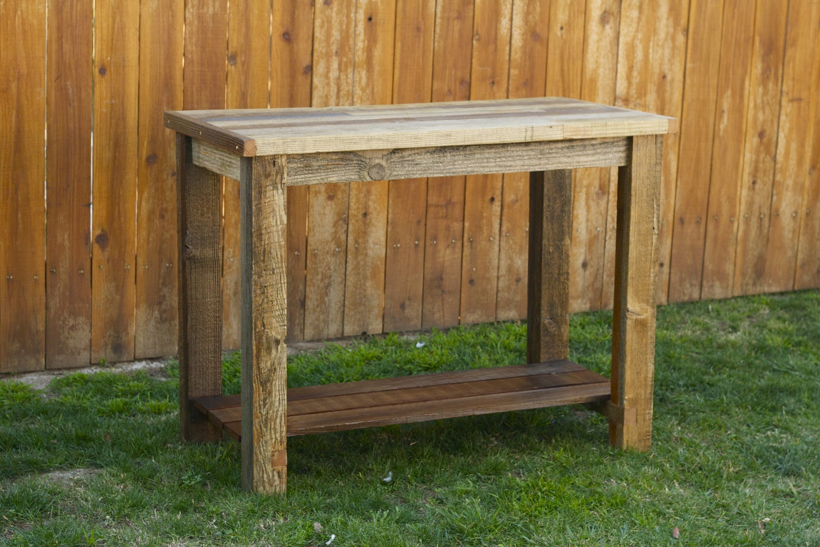 Arbor Exchange Reclaimed Wood Furniture February 2012