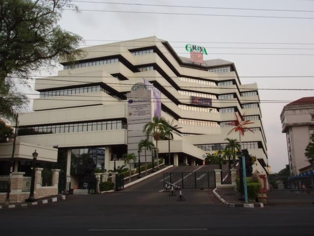 Kantor K Line Semarang
