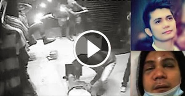 FAKE Vhong Navarro CCTV, Footage Vhong Navarro, rape
