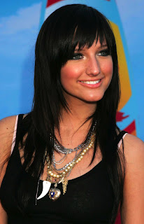 Ashlee Simpson hairstyles Pictures | Female Celebrity Hairstyle Ideas