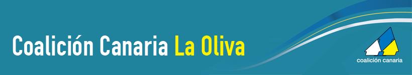 Coalición Canaria La Oliva