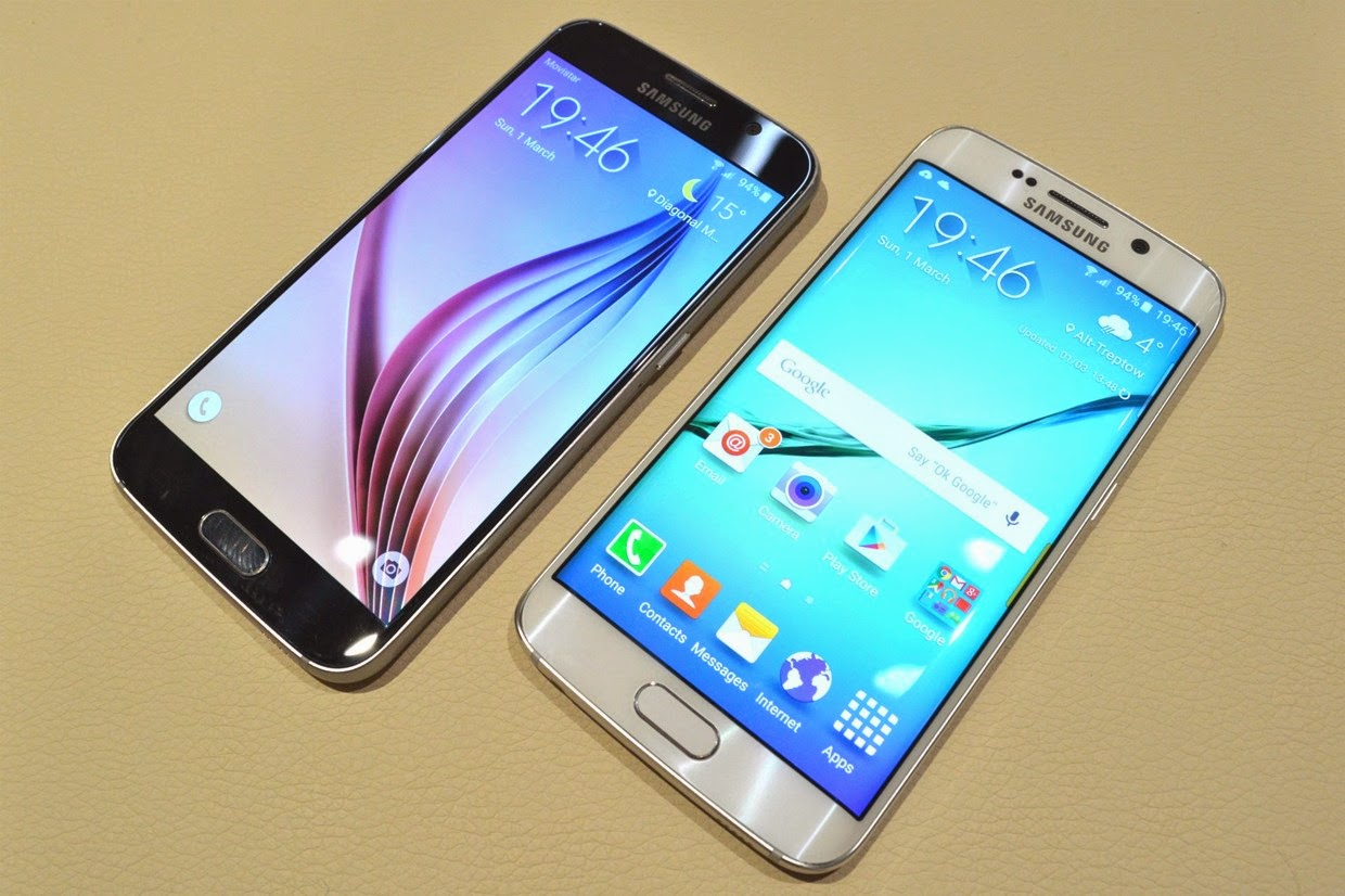Samsung Galaxy S6 and Samsung Galaxy S6 Edge Review, Price, Specs