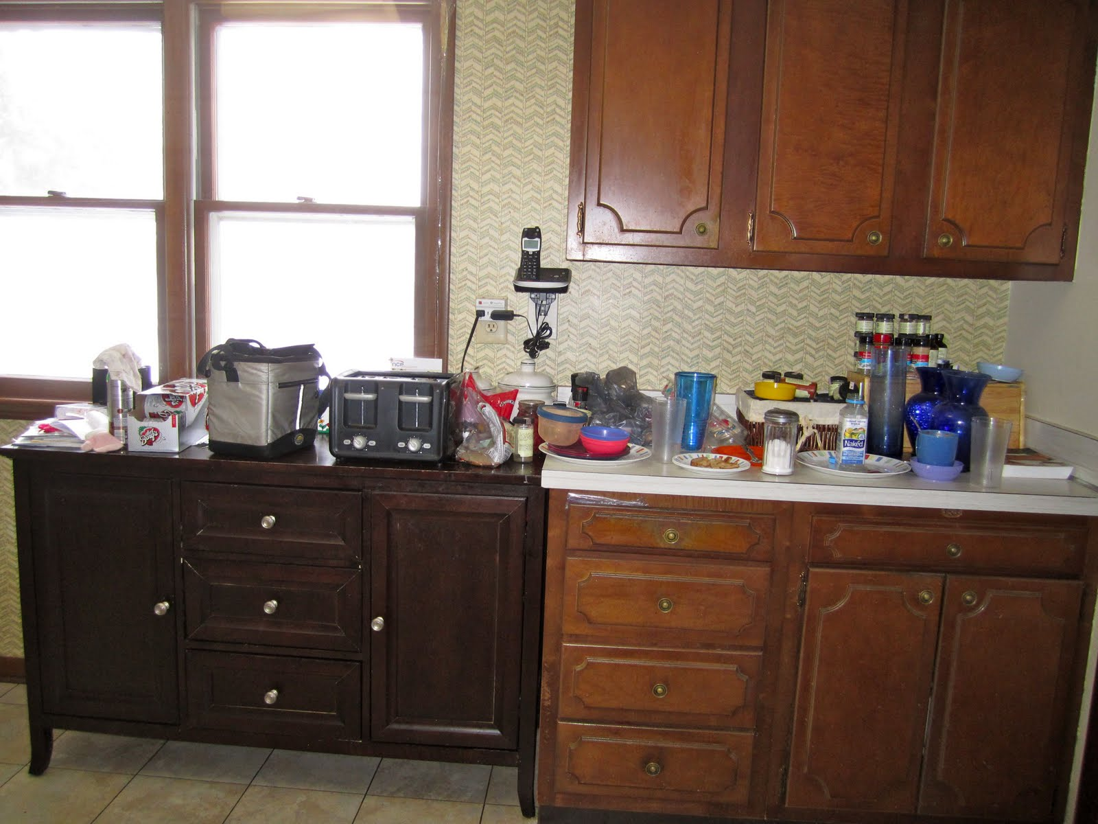 My Journey To Super Mom Organized Home Challenge Week 1 Kitchen Countertops