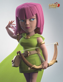 Free HD Wallpapers Clash of Clans