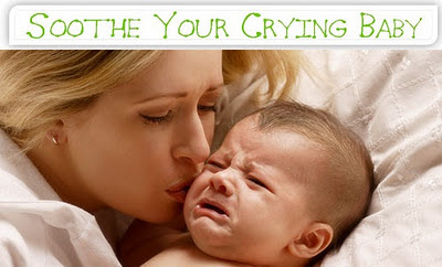 How to Soothe Your Crying Baby?
