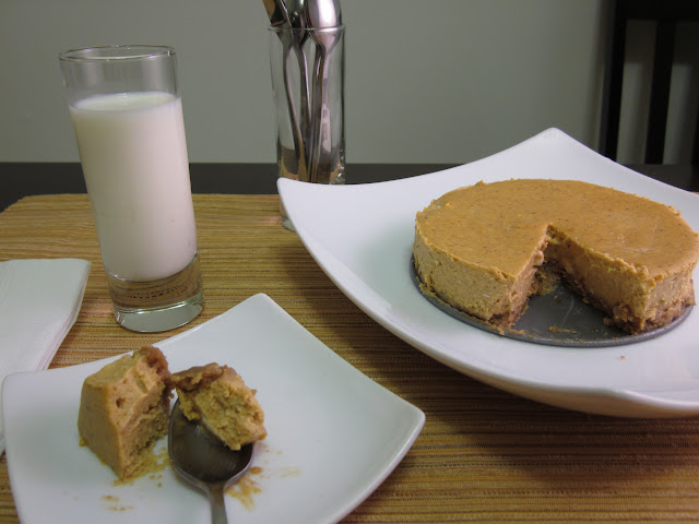 gluten free, cheesecake, pumpkin