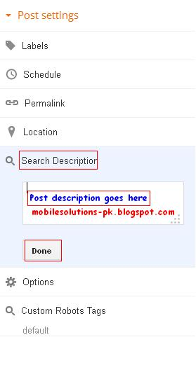 how to add tags to tumblr description