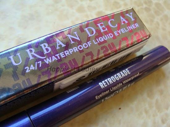 Urban Decay 24-7 Waterproof Liquid Eyeliner Retrograde
