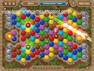 Azteca puzzle game