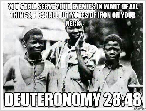 Deuteronomy 28:48