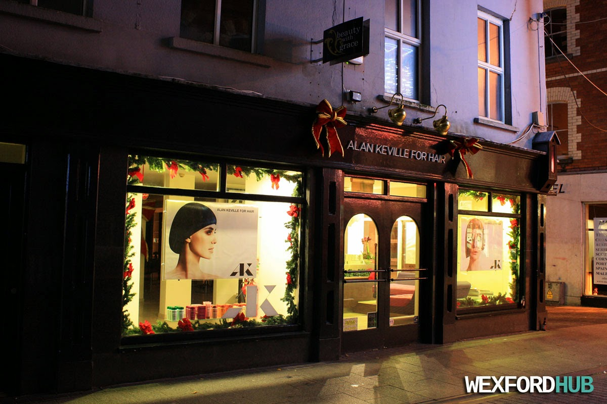 Alan Keville For Hair, Wexford